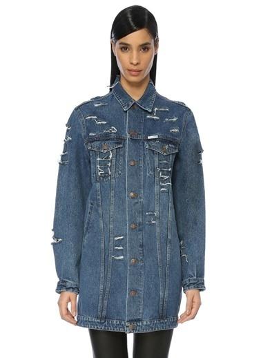 Uzun Jean Ceket-Forte Couture